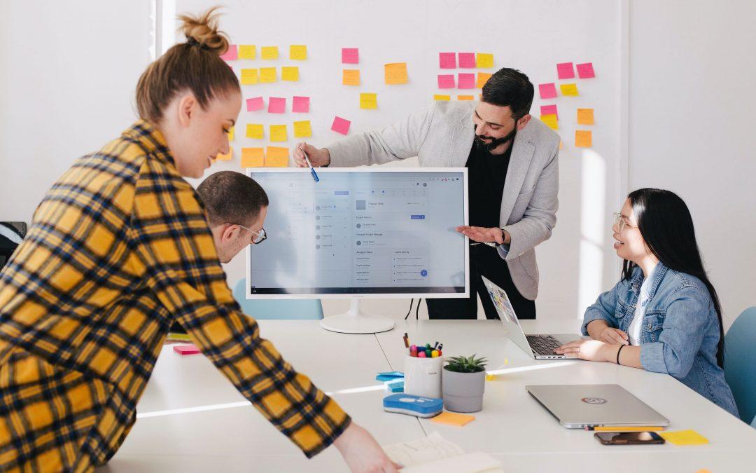 3 Gründe für flexible Bürolösungen