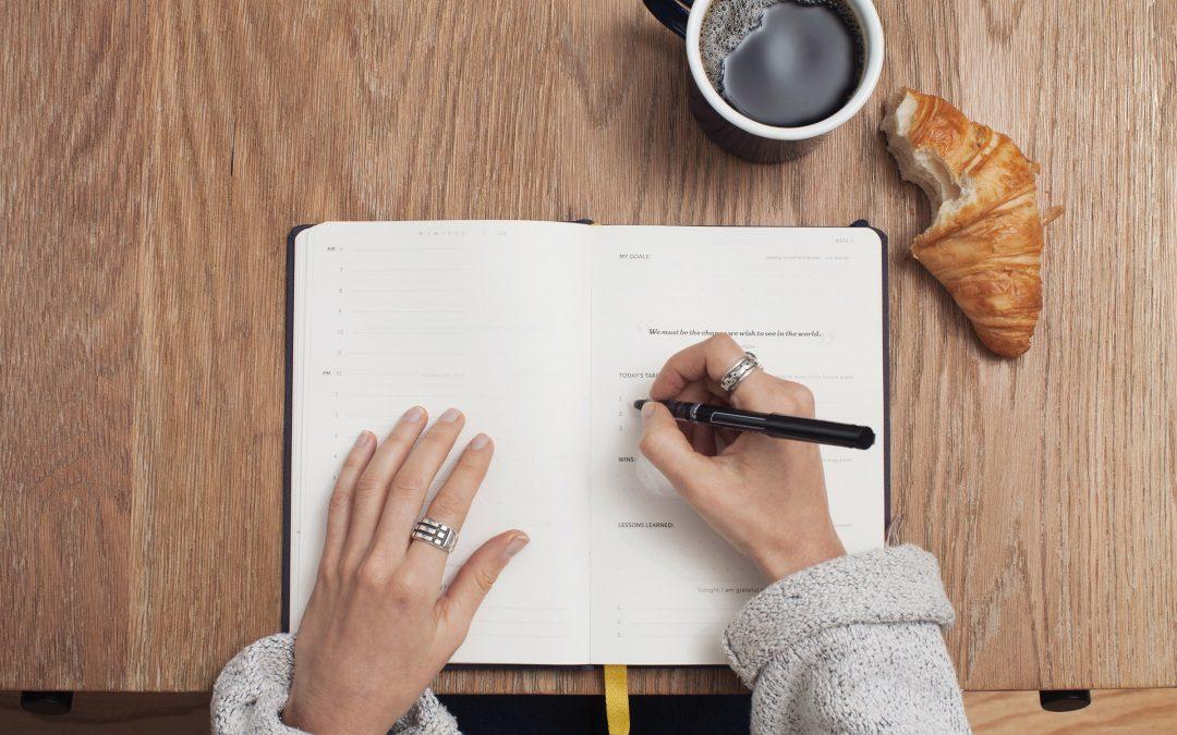 6 Tipps für eine produktive Woche